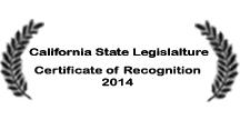 AAM Caifornia certificate