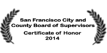 AAM SF certificate