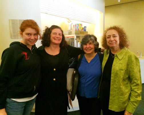 AAM screening Lisa R Casey Sylvia & Sheila good